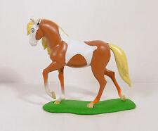 "RARE 2002 Rain 4"" DecoPac Female Horse Action Figure Stallion of the Cimarron"