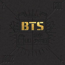 K-pop BTS - 2 COOL 4 SKOOL (Single Album) (BTS01S)