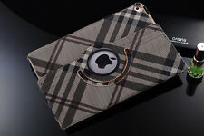 Luxury Deluxe 360 Rotating Smart Leather Case Cover Stand for Apple iPad 2 3 4