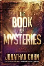 The Book of Mysteries by Jonathan Cahn (2016, Hardcover)