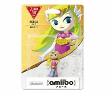 Amiibo Zelda The Legend of Zelda The Wind Waker Japan Nintendo 3DS Wii U F/S