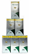 Mitchum Clinical Anti-Perspirant/Deodorant Unscented Solid 48 Hour 2.4 oz 6 Pack