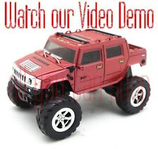 1:60 Mini RC Radio Remote Control Pickup Monster Truck and Jeep  9141-A4 2010A-4