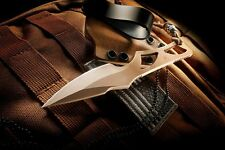 Spartan Blades Knife Enyo - FDE - Flat Dark Earth - S35VN - In Stock Now -