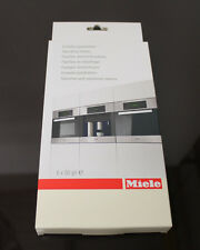 6 GENUINE MIELE DESCALING TABLETS FOR MIELE STEAM IRONING SYSTEMS 10178330