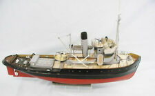 "Intricate, Elegant Model Ship Kit by Deans Marine: the ""Empire Susan"""