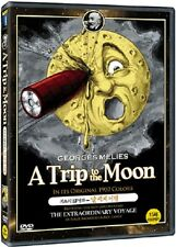A Trip to the Moon (1902) - Georges Méliès DVD *NEW
