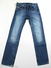 BRAND NEW DIESEL TIMMEN 8MY JEANS 008MY 30X34 REGULAR FIT STRAIGHT LEG RRP £150