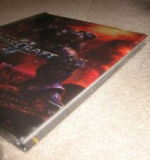 Starcraft II Collector Edition 176-page ART BOOK (PC/Win8/10/Mac) 2 new SEALED