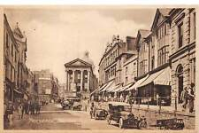 Penzance, Market Jew Street (Cornwall) auto cars voitures animated