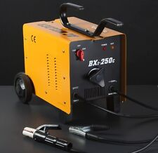250AMP Welder 110 / 220V AC ARC Welding Machine 250 Amp w/ Mask Accessories