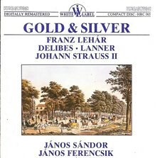 Gold & Silver – Lehár • Delibes • Lanner • Strauss II