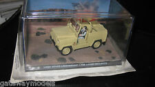 JAMES BOND 007 MOVIE CARS 1/43 LAND ROVER LIGHTWEIGHT FROM THE LIVING DAYLIGHTS