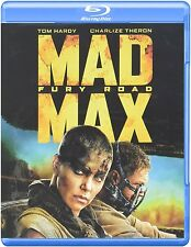 MAD MAX: FURY ROAD Blu Ray FREE SHIPPING !!!!!!