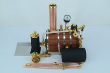 Horizontal steam boiler models For Marine Steam Engine