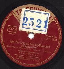 Tanz-Orchester Adolf Wreege : Von New York bis Hollywood