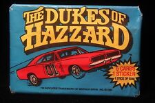 "1981 Donruss Dukes Of Hazzard Wax Pack UNOPENED ""General Lee"" Dodge Charger"