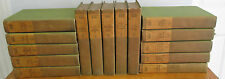 Works of JULES VERNE 15 Vols Ltd Ed Set, 1911 Illustrated