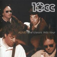 10cc - Alive-the Classic Hits Tour