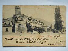 TRENTO TRIENT Castello Buon Consiglio trentino AK vecchia cartolina