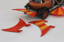 Rear Fin for Corgi 266 Chitty Chitty Bang Bang (Reproduction-Painted)