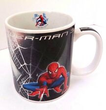 Marvel Comics Spider-Man Boy's Graphic Character Ceramic Superhero Mug NEW