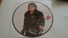"""MICHAEL JACKSON-BAD 25th ANNIVERSARY 12""""LP PICTURE DISC-NEW"""