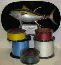 Jerry Brown Braid - Hollow 80 lb x 2500 yd White
