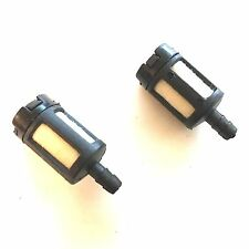 2 Piece In Tank Gas Line Fuel Filter For Weed Eater Weed Wacker Parts Blower