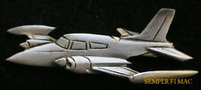 U-3 BLUE CANOE LAPEL HAT PIN CESSNA 310 WING GIFT MADE IN US AIR FORCE ARMY WOW