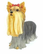 Yorkshire Terrier Figurine - Country Artists Discontinued * Ex Showroom