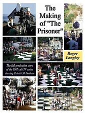 PRISONER MCGOOHAN THE MAKING OF THE PRISONER BOOK