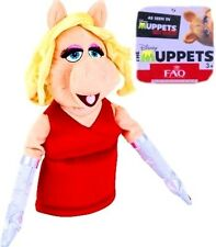 NEW! Disney Muppets Most Wanted! Official Exclusive FAO Miss Piggy Puppet! 14 in