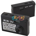 0.3MP HD High-Defini DV Spy Digital Camera Video Recorder Camcorder Webcam DVRDB
