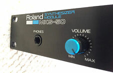 ROLAND MKS-50, CLASSIC, VINTAGE analog synthesizer module from 1987