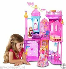 Barbie And The Secret Door Princess Castle Playset NEW