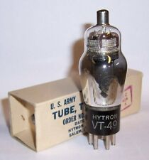 NEW IN BOX HYTRON 39 / 44 RADIO TUBE / VALVE = VT-49