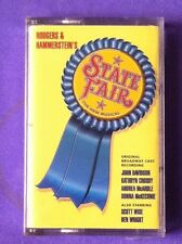 State Fair (Original Broadway Cast Musical), SEALED Cassette, 1996 DRG, Mint NEW