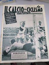 IL CALCIO E IL CICLISMO ILLUSTRATO n. 44 del 25 ottobre 1956, DISCRETO/BUONO