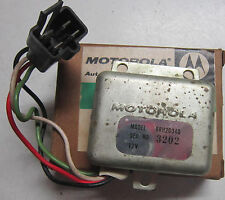 1964-65 AMC Marlin Classic American Ambassador NOS Motorola voltage regulator