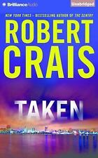 Elvis Cole/Joe Pike: Taken 15 by Robert Crais and Dee Henderson (2016, CD,...