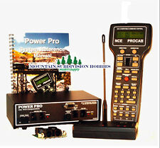 NCE 2 DCC PowerHouse Pro 5 Amp Radio system set WIRELESS PH-PRO-R 524-2     MSH