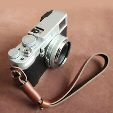 New Pro Leather DSLR SLR Camera Wrist Strap Hand Grip For Universal