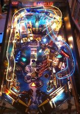TRON Pinball Blue & Yellow/amber Light Wire Kit Mod