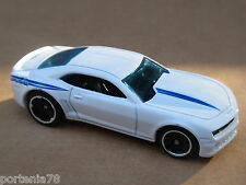 2014 Hot Wheels 14 COPO CAMARO 229/250 Then and Now LOOSE White