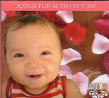 SONGS FOR ACTIVITY TIME CD - ABC For Babies - Sean O'Boyle
