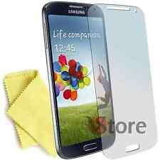 3 Pellicola Per Samsung Galaxy S4 I9500/I9505 Pellicole Proteggi Salva Schermo