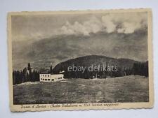 Passo d'Aprica Chalet Palabione Brescia Sondrio vecchia cartolina