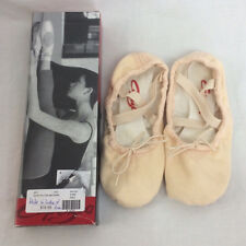 Capezio 2039 Pro Canvas Ballet Shoes, Pro, Size 5.5 Medium, New W/ Defects