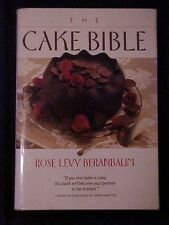 The Cake Bible Cookbook w/ Dust Jacket, Rose Levy Beranbaum 69226